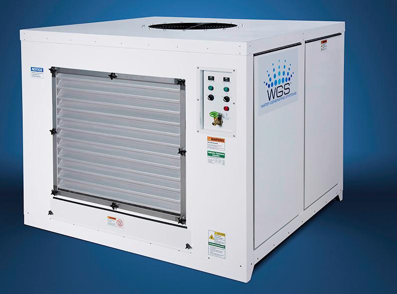 WGS-900 standalone unit